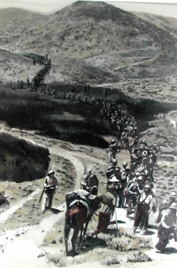Milicias-en-los-Monegros-195x130cm