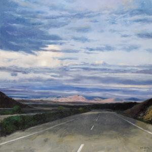 Camino-de-Huesca-2007-Oleo-sobre-lienzo-195x195cm