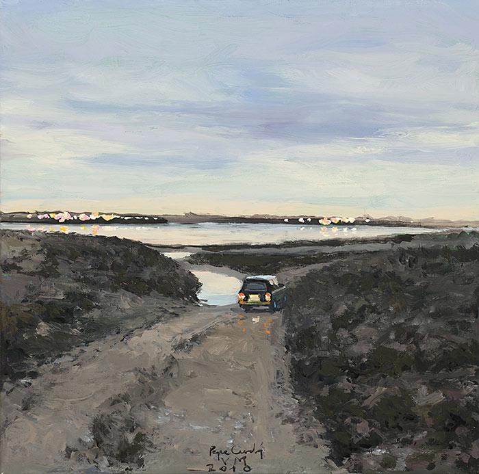 Camino-del-regao-Oleo-sobre-lienzo-40x40cm