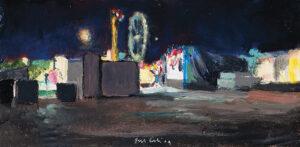 Feria-2009-Acrilico-sobre-lienzo-15x30cm