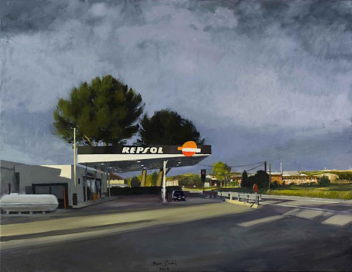 Gasolinera-130x97cm