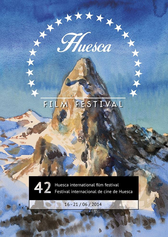 cartel-Festival-de-cine-2014-Huesca
