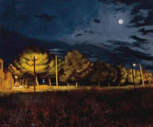 Pinos-en-la-noche-2009-Oleo-y-acrilico-sobre-lienzo-162x195cm