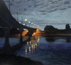 Puente-2009-Oleo-y-acrilico-sobre-lienzo-265x300cm
