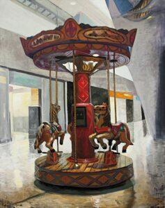 Tio-vivo-del-centro-comercial-2009-Oleo-y-acrilico-sobre-lienzo-215x170cm